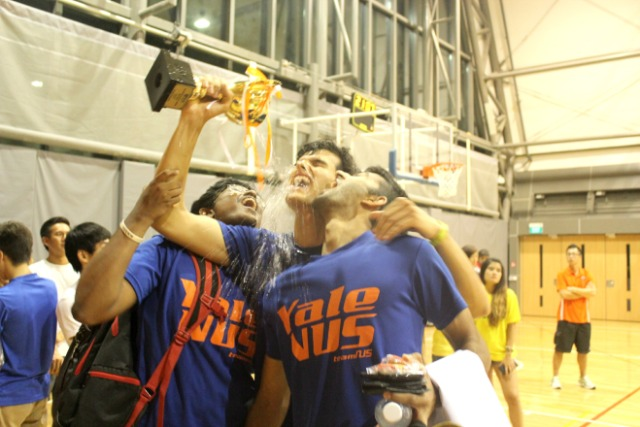 Yale-NUS' performance was certainly cause for celebration