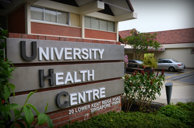 The University Health Centre is available to all Yale-NUS students.
