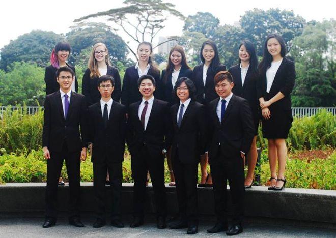 YIRPA's Executive Board in AY2013/2014